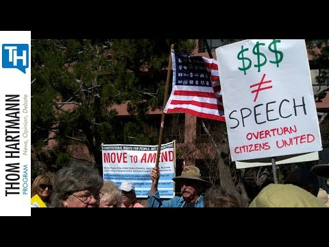 Even Conservatives Can Agree We Need Campaign Finance Reform (w/Guest Julio Rivera)