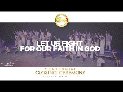 Let Us Fight For Our Faith In God - C3