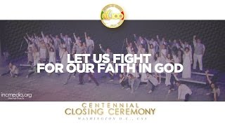 Let Us Fight For Our Faith In God
