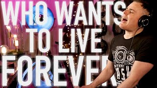 Marc Martel  Who Wants To Live Forever (Queen Cover)