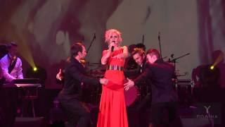 Полина Гагарина - Нет (HDV-pro, Live)