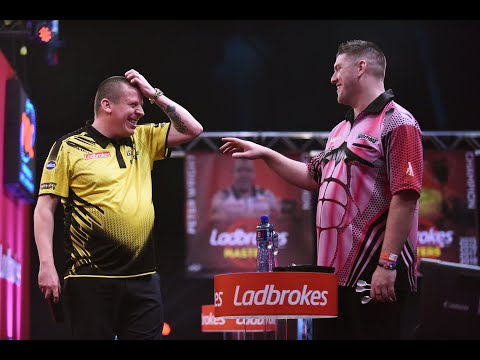 """Dave Chisnall: """"You can't think about Premier League, you've got to do a job at The Masters first"""""""