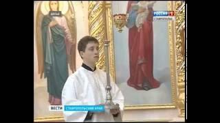 Православные отмечают Вознесение Господне(Православные отмечают 9 июня Вознесение Господне. Это один из главных христианских праздников. Верующие..., 2016-06-09T09:46:57.000Z)