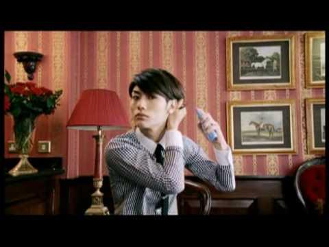 [CM] SHISEIDO uno FOG BAR - Miura Haruma