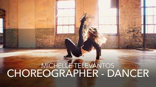 MICHELLE TELEVANTOS -  Choreographer & Dancer - Let It Out  : Rebel Kicks