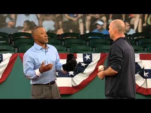 6 Baseball Infield - Ozzie Smith defensive tactics.mp4