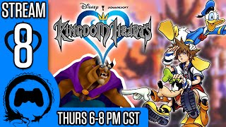 KINGDOM HEARTS Part 8 - Stream Four Star - TFS Gaming