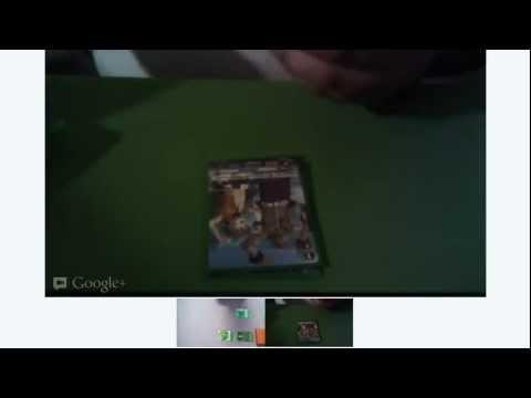 Vanguard Match: Me(Narukami) vs. Coby(Grade 1 Rush)