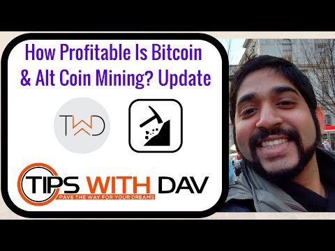 How To Profit With AltCoin Mining Or Bitcoin Mining (CryptoCompare Update)
