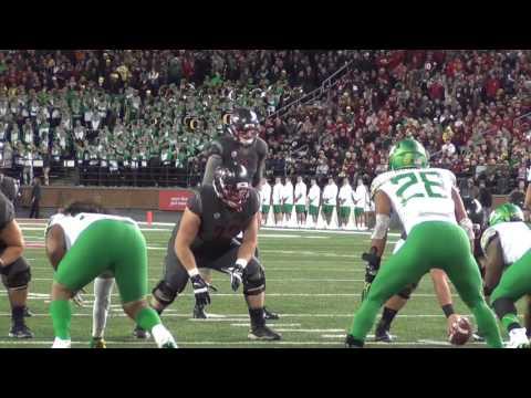 WSU Cougarsvs. Oregon Ducks Highlights 10/2/16