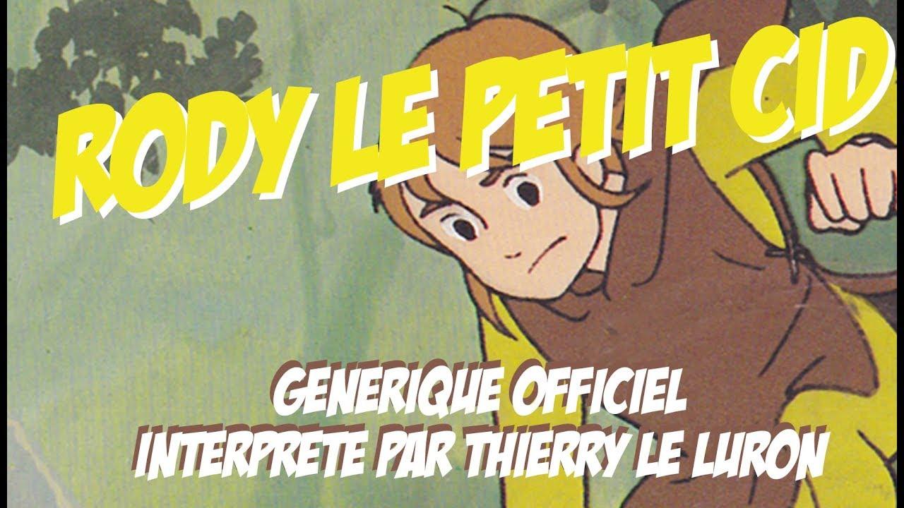 Bộ Sưu Tập Truyện Rody Le Petit Cid Générique Officiel