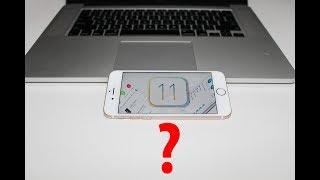 СКРЫТАЯ ФИШКА iOS 11 О КОТОРОЙ ТЫ НЕ ЗНАЛ!