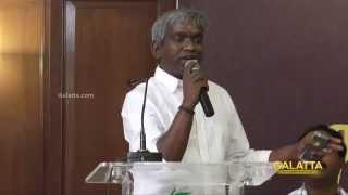 Raja vin Sangeetha Thirunaal Press Meet