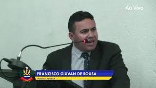 Gilvan de Moura   Pronunciamento de Quixeré 01 11 2019