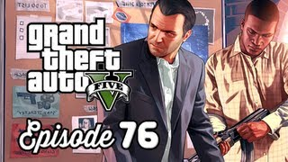 Grand Theft Auto 5 Walkthrough Part 76 - Cleaning Out the Bureau (GTAV Gameplay Commentary )