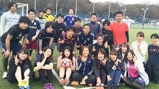 3/20 ゆるスポFC 社会人 フットサルサークル 動画 @渋谷