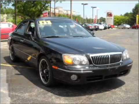 2001 Hyundai Xg300 Buffalo Grove Il Youtube