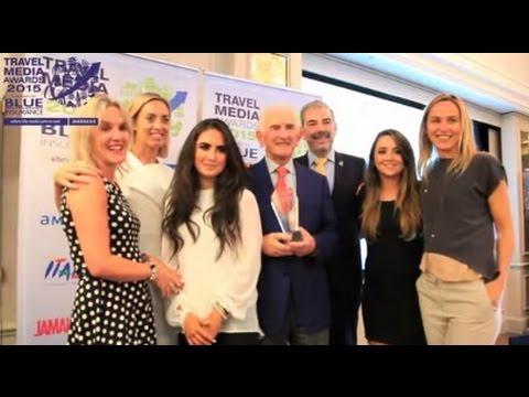2015 Travel Media Awards, in association with Blue Insurance - TravelMedia.ie