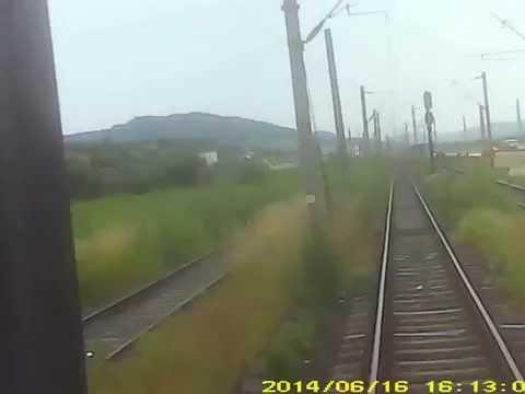 Cam View linie ferata Copsa Mica