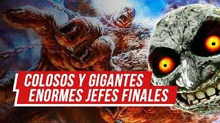 COLOSOS y GIGANTES: Jefes finales de GRAN TAMAÑO