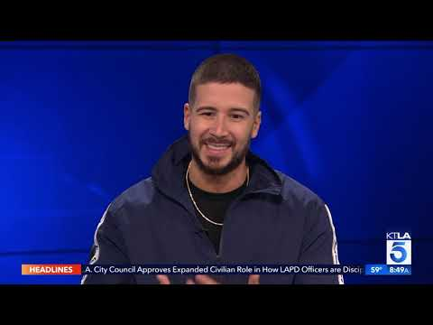 Vinny Guadagnino on Dancing for Chippendales and Keto