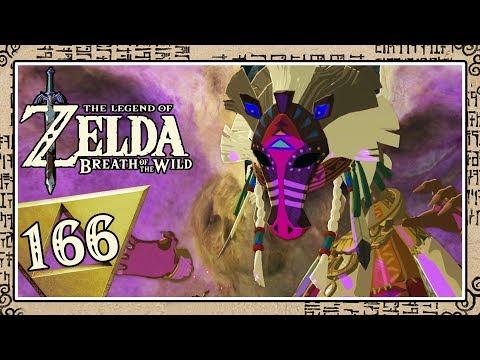 THE LEGEND OF ZELDA BREATH OF THE WILD Part 166: Der Pferdegott Mahlon