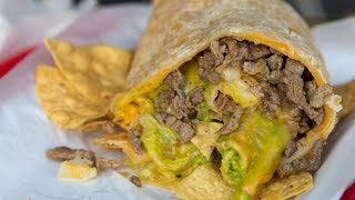 Lupe's TGUNZ Burrito | What's New