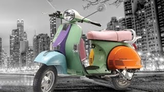 lml star euro automatic 150cc scooter launched in india   rival to vespa