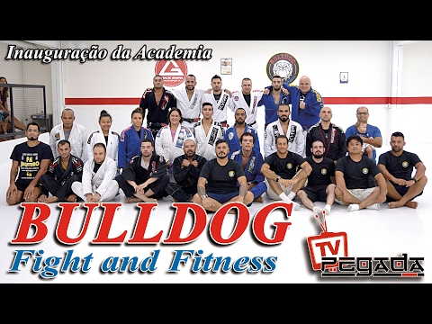 TV Pegada #0060 - Inauguração da Bulldog Fight and Fitness