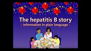 The hepatitis B story - Mandarin