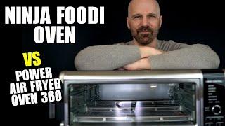 Ninja Foodi Air Fry Oven vs Power Air Fryer Oven 360