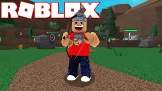 ARCHER SIMULATOR l Archery Simulator Roblox