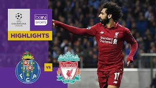 Porto 1-4 Liverpool | Champions League Highlights