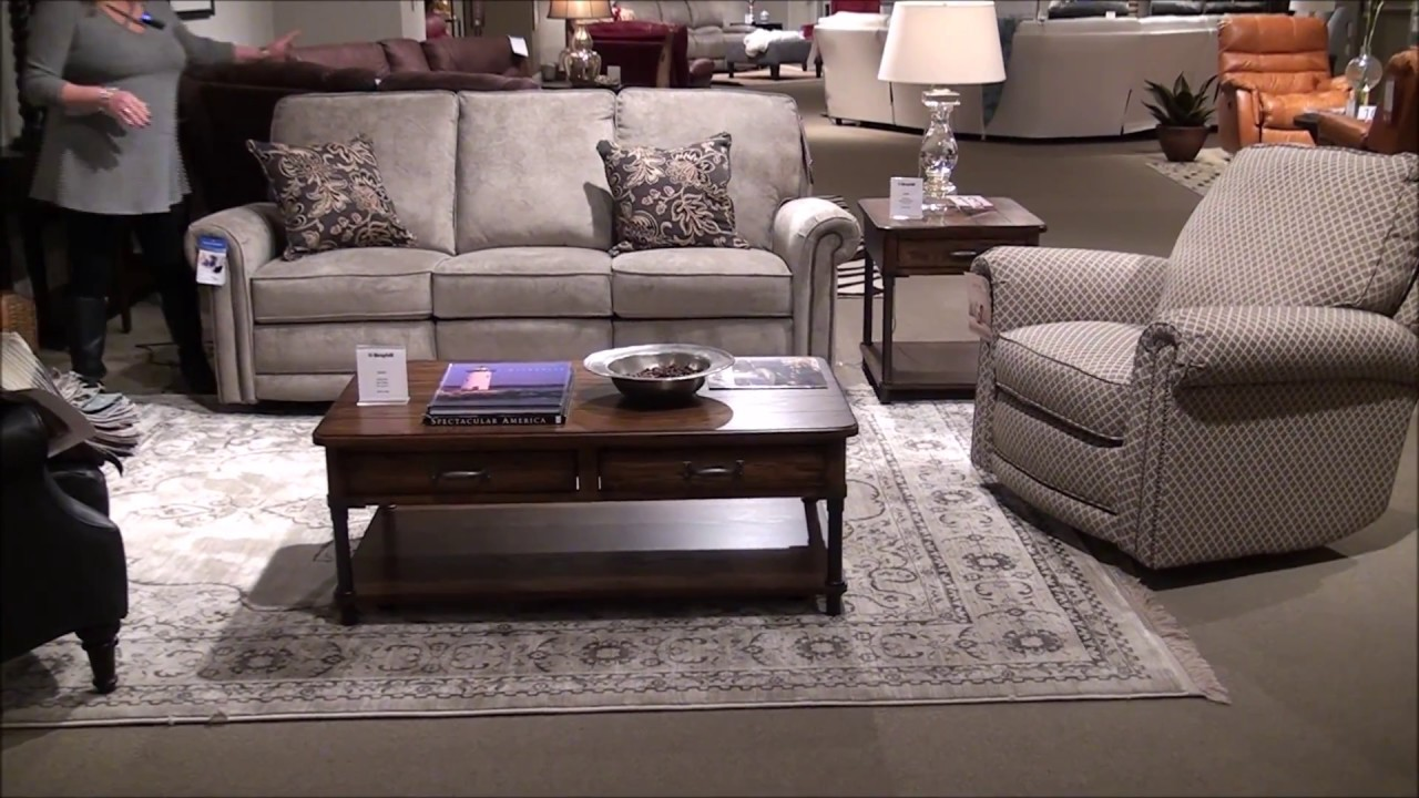 Jasmine Sofa And Recliner By Lane Furniture Youtube