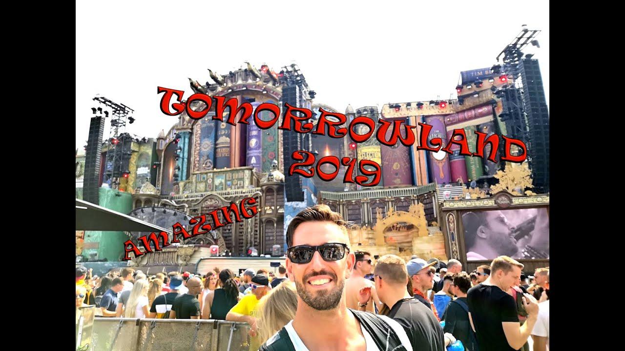 My Tomorrowland festival experience 2019