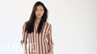 Liu Wen - Model Wall - Vogue Diaries