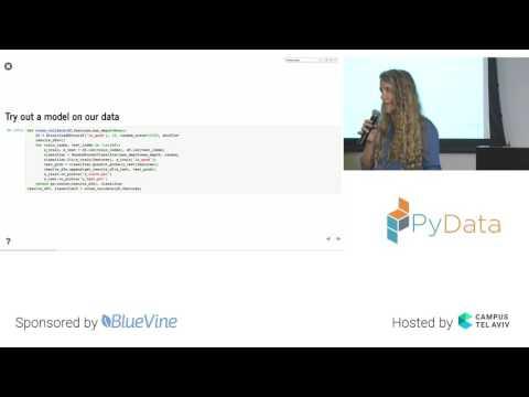PyData Tel Aviv Meetup: Shir Meir Lador | Fraud detection challenges and data skepticism using LIME