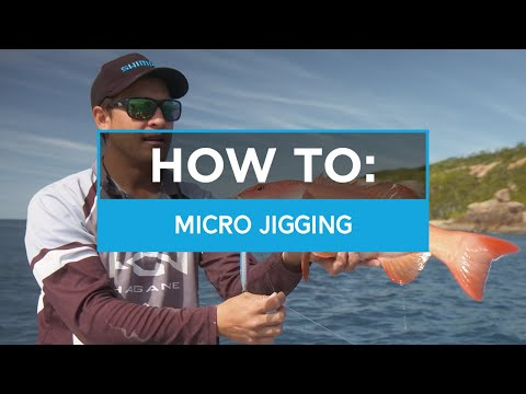 HOW TO: Micro Jigging with Chris Henry