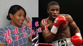 Clueless New Boxing Fan Reacts to Adrien Broner Highlights
