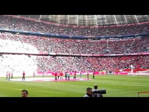 Fc Bayern Aufstellung Kidsclub Stadionsprecher Maxi