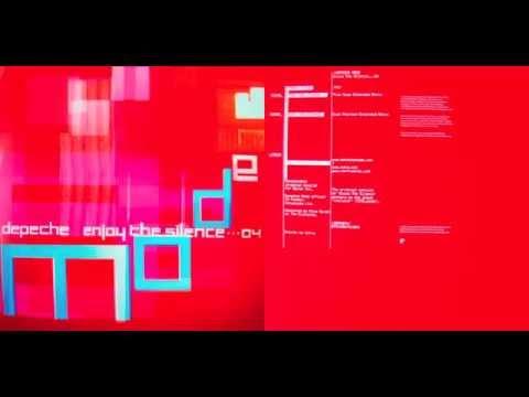Depeche Mode - Enjoy The Silence 04 (Ewan Pearson Extended Remix)