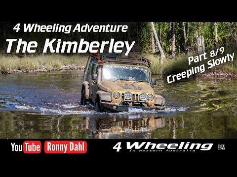 Download Youtube: 4 Wheeling Adventure The Kimberley, part 8/9