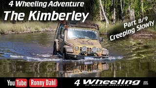 4 Wheeling Adventure The Kimberley, part 8/9