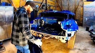 Copart Nissan 350z Rebuild Part 2