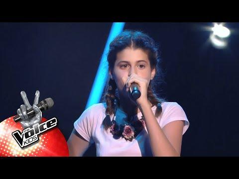 Aja  Aint No Other Man  The Voice Kids  VTM