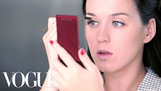 Katy Perry Beauty Routine July Vogue Cover - Vogue Beauty