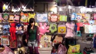 Tainan Street Night Market - Taiwan
