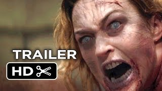 The Damned Official Trailer 1 (2014) - Peter Facinelli Horror Movie HD