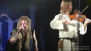 Korpiklaani - Wooden Pints (Live in St.Petersburg, Russia, 03.04.2015) FULL HD
