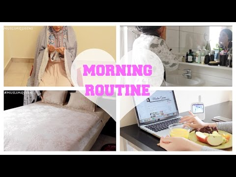 Ma Routine du Matin | Muslim Queens by Mona
